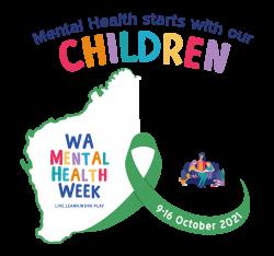 Mental health starts with our children, WA mental health week